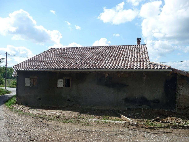 Rénovation de toiture Omega 10 Vieux toit
