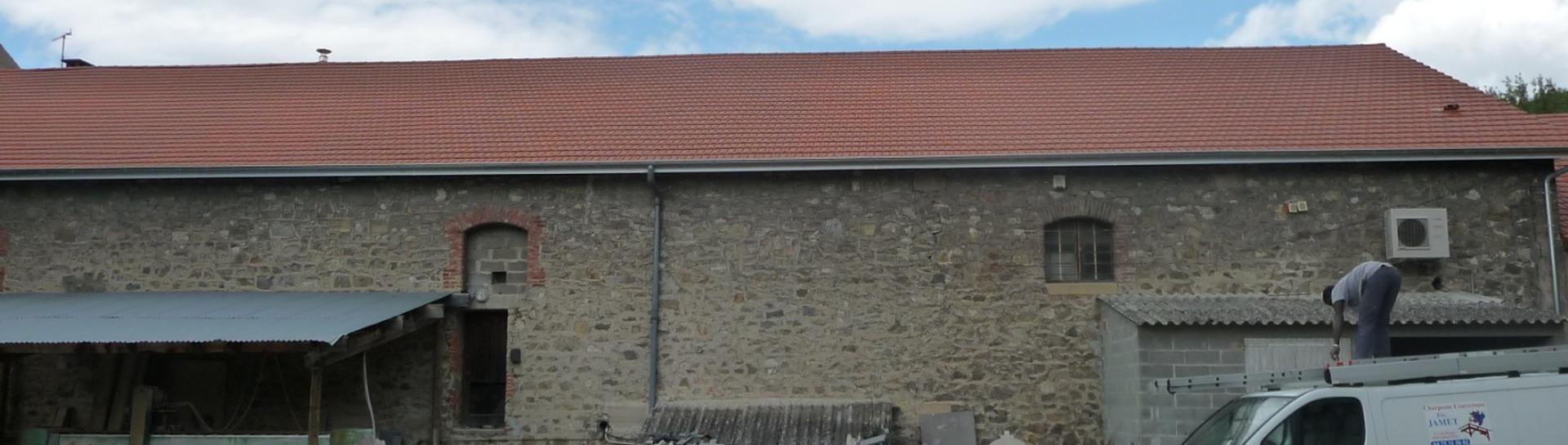 zinguerie et extension maison bois Saint-Vallier Saint-Rambert-d'Albon Annonay Albon Tournon-sur-Rhône